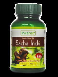 Beneficios de las capsulas de sacha inchi