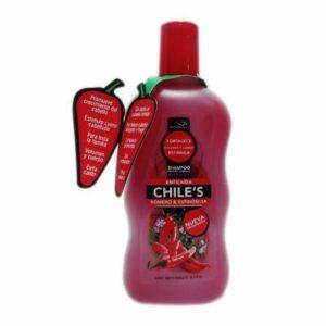 Shampoo chile romero espinosilla